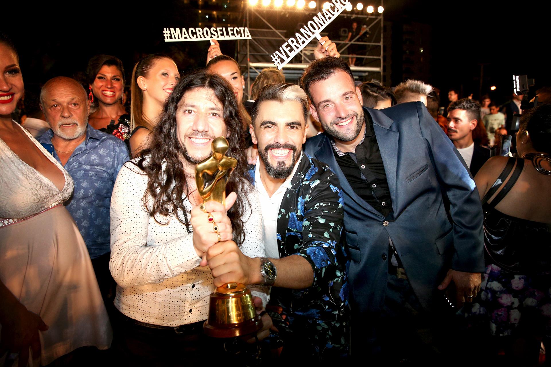 Los bailarines de Bien Argentino, el musical que se llevó el Oro