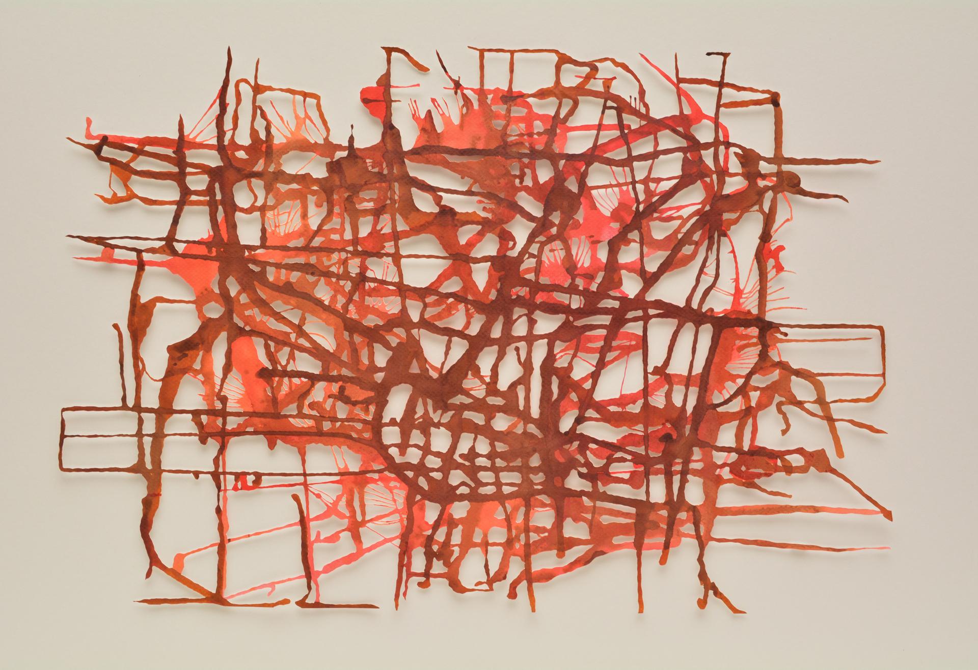 Sus obras artísticas y artesanales son exhibidas en galerías y vidrieras de arte, museos y coleccionistas internacionales