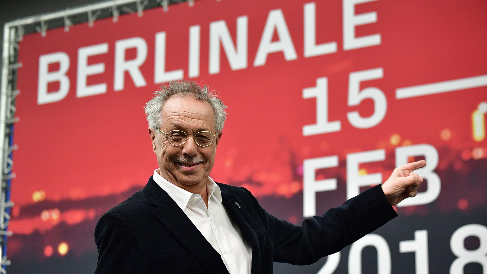 El director del Festival, Dieter Kosslick, se comprometió a que sea un espacio para debatir la problemática de género (AFP)