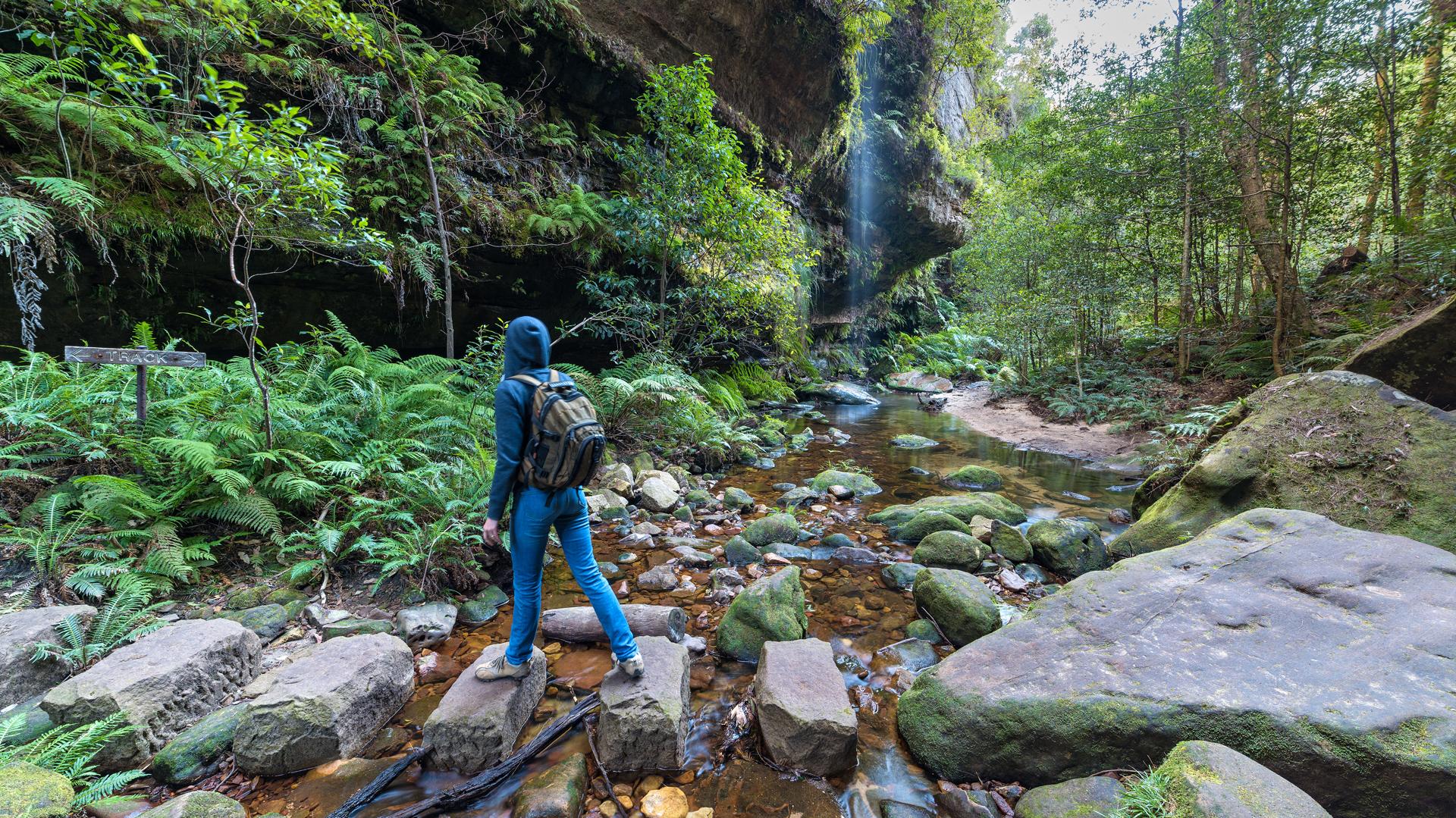 Este increíble rincón australiano es especialmente conocido por sus espectaculares paisajes naturales (Getty)