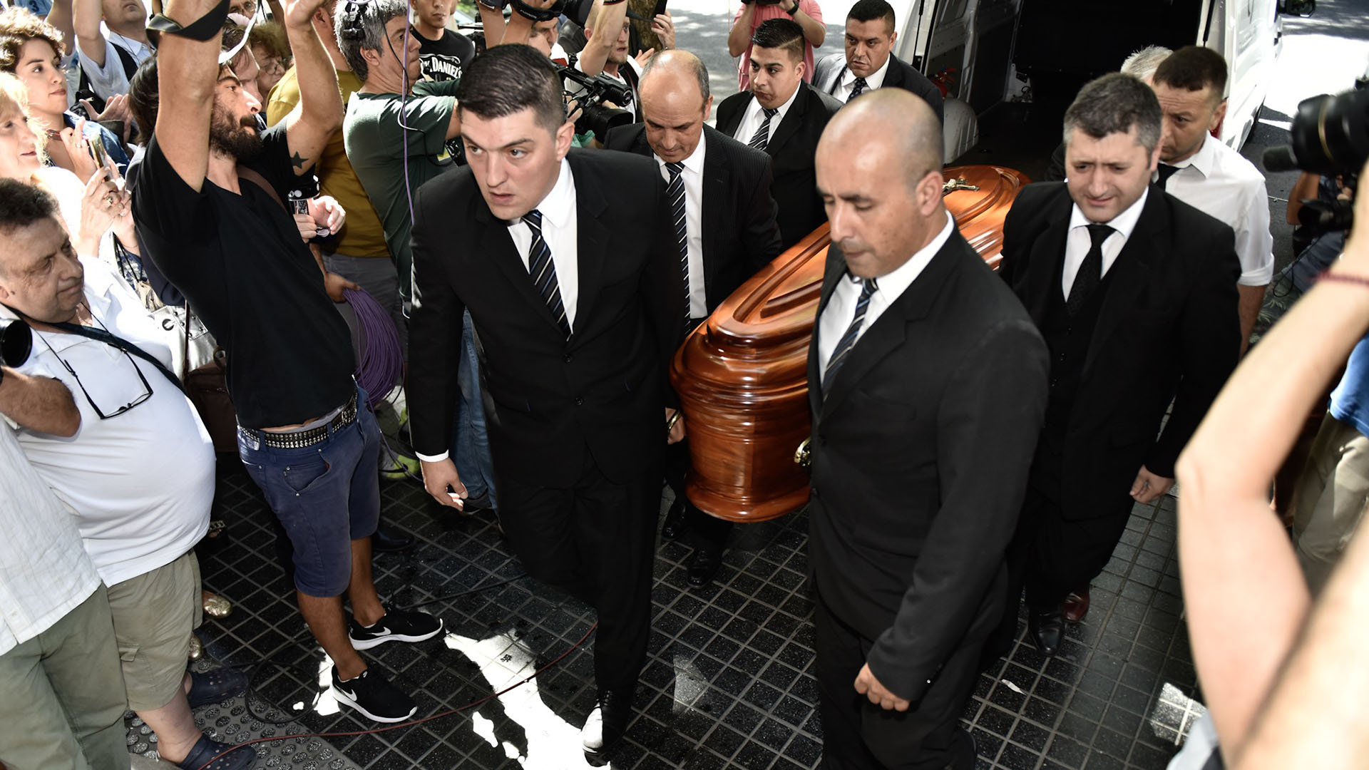 La periodista tenía 50 años y murióduranteuna endoscopía en el Sanatorio La Trinidad