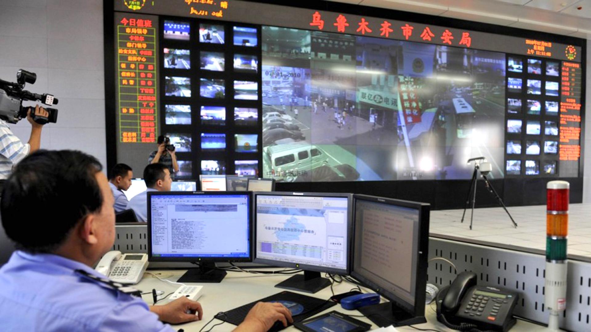 Cómo el método de vigilancia estatal chino y su tecnología ...