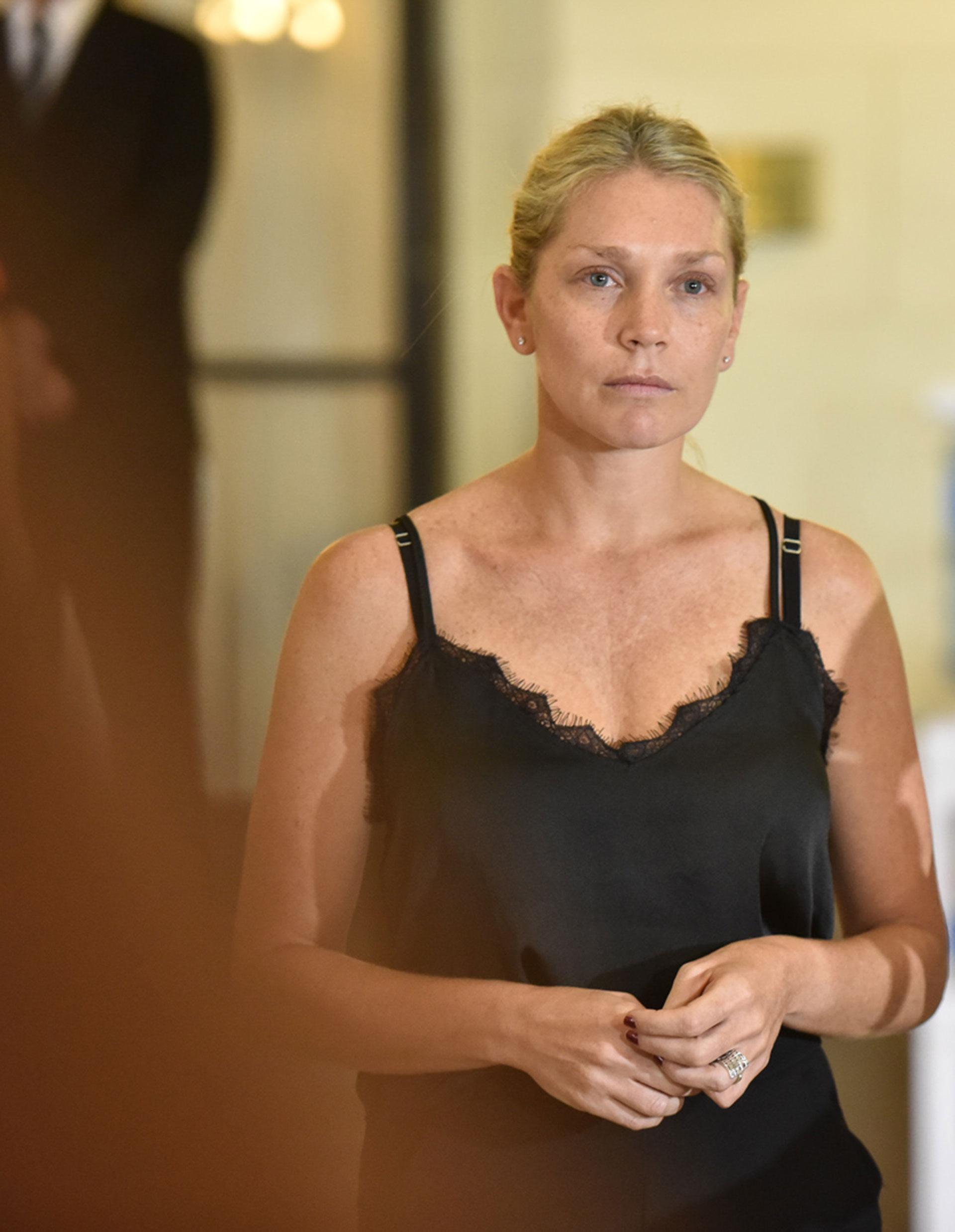 Melina Fleiderman, actual pareja del ex marido de Pérez Volpin