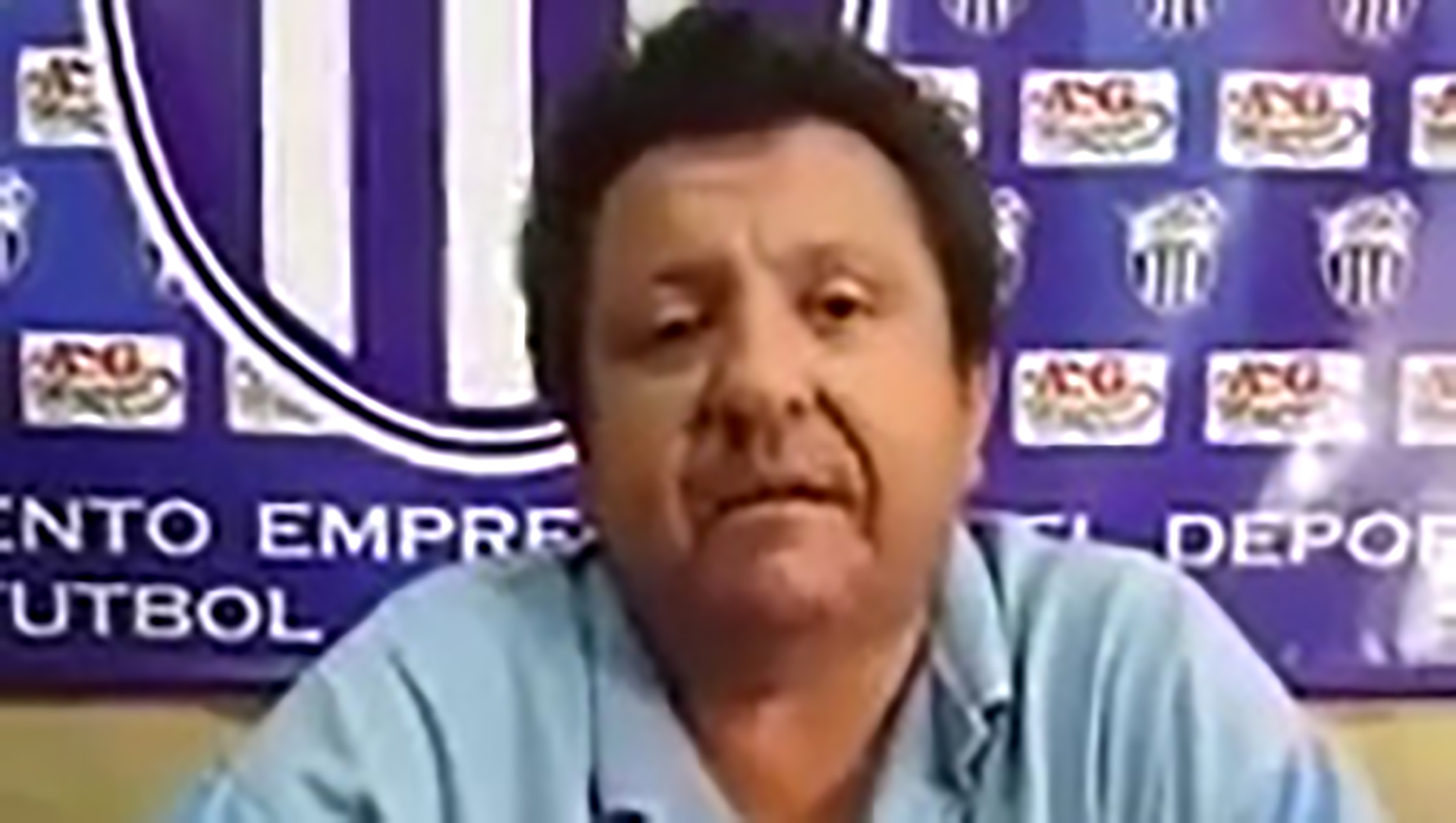 Antonio González tiene pedido de detención