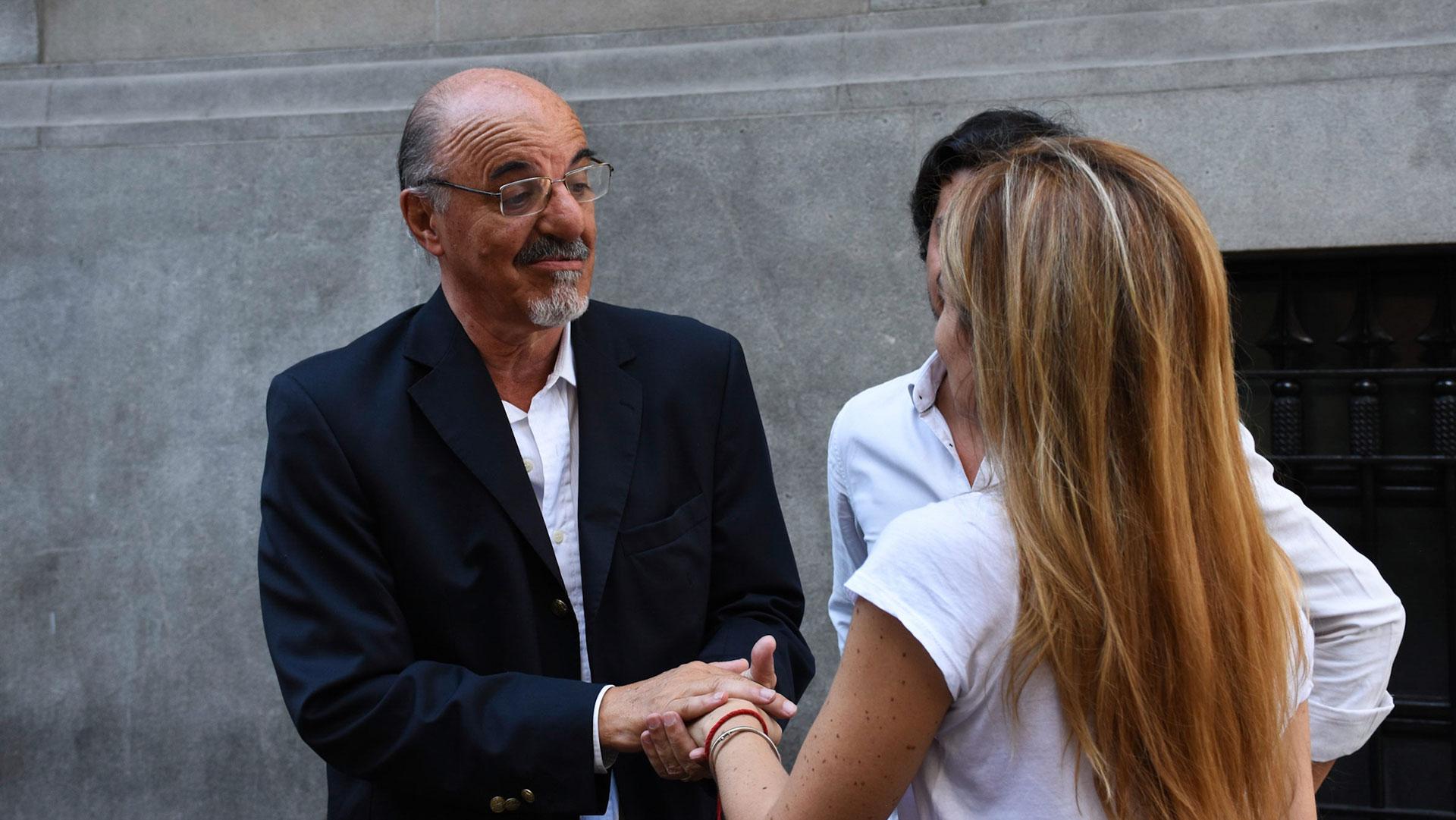 El legislador porteño Carlos Tomada