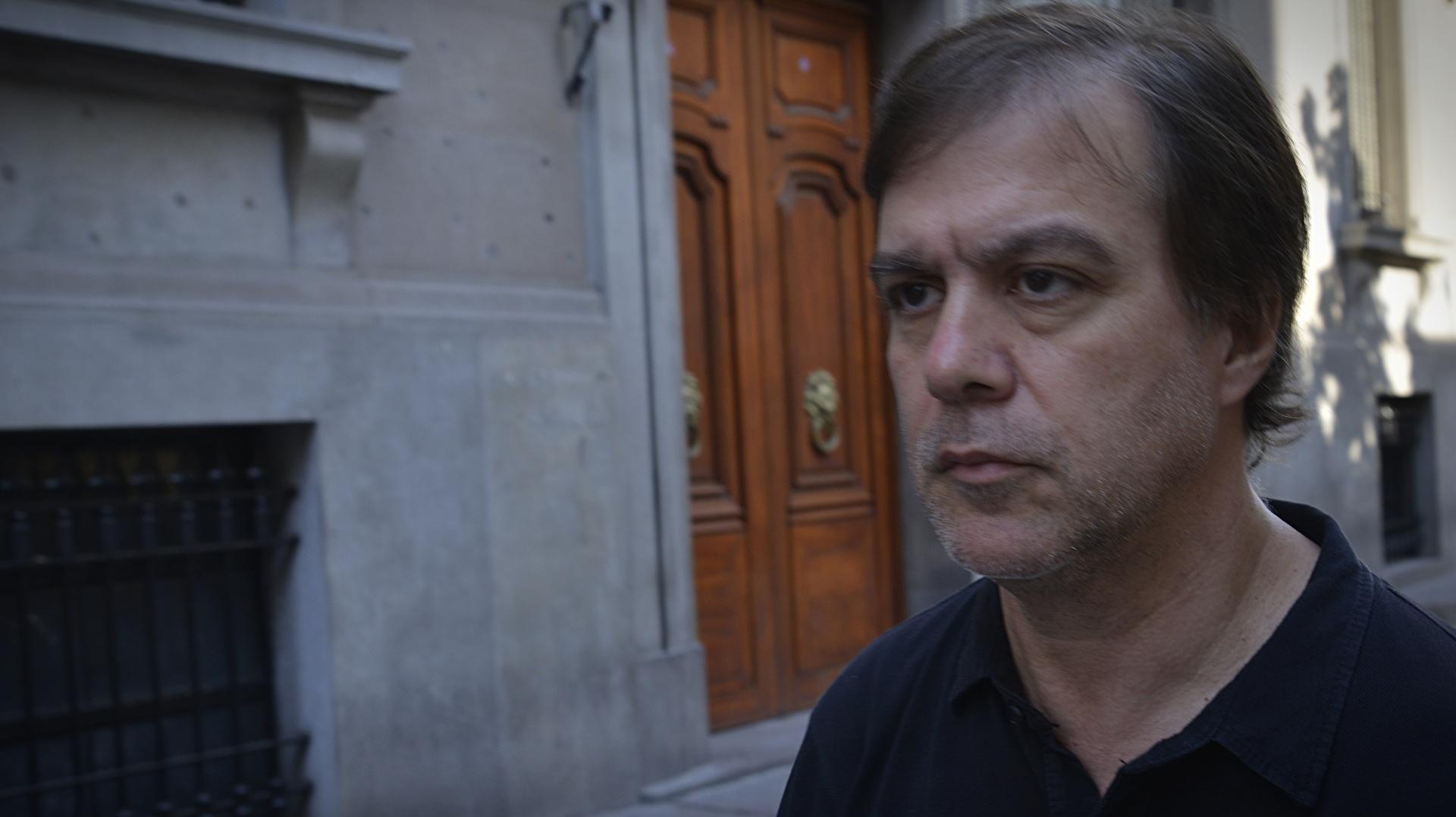 Roy Cortina, dirigente político cercano a Martín Lousteau