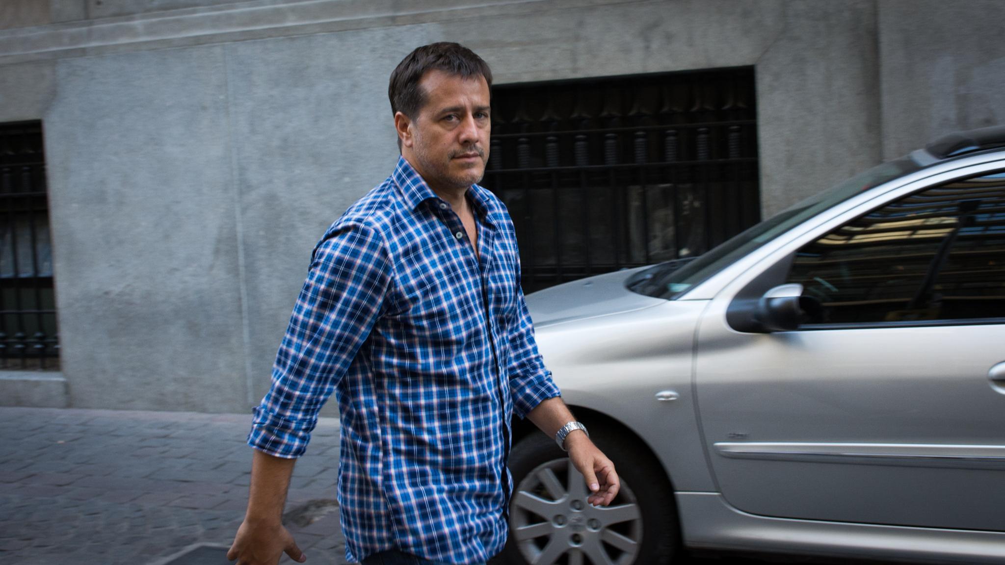 El legislador porteño y ex titular de Aerolíneas Argentinas Mariano Recalde