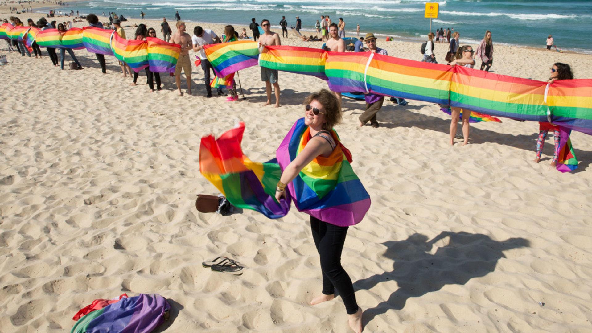 Bermudas dará marcha atrás en la ley de matrimonio gay