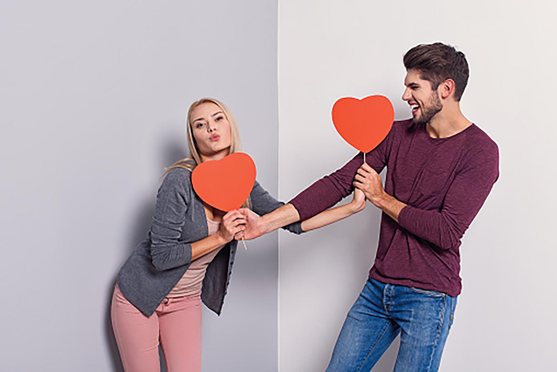 El 14 de febrero es una fecha especial e importante para muchas parejas (Getty Images)