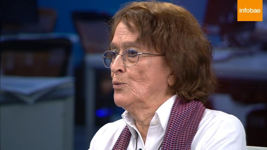 #TV - Entrevista a Alcira Argumedo (2)