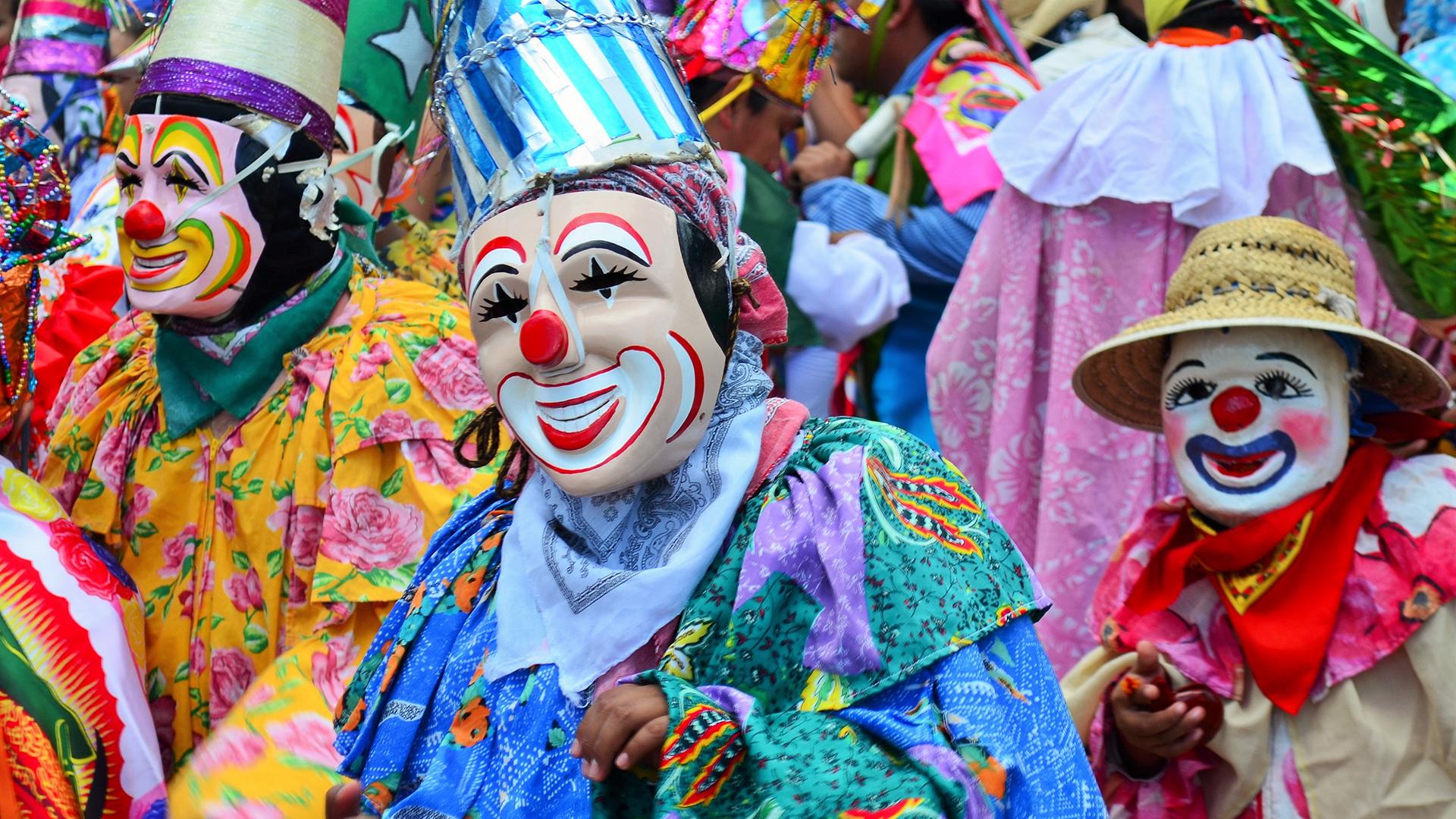 El de Veracruz es sin dudas uno de los carnavales más importantes de América Latina (Getty)