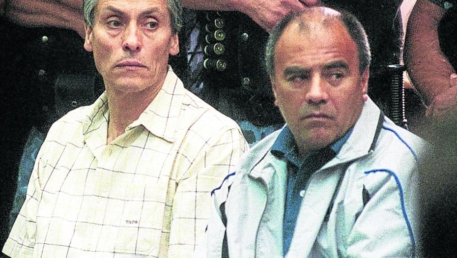 Oscar La Garza Sosa y Luis El Gordo Valor