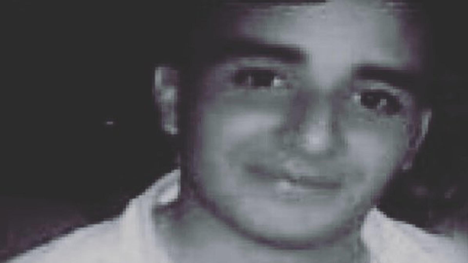 Emanuel Garay tenía 19 años