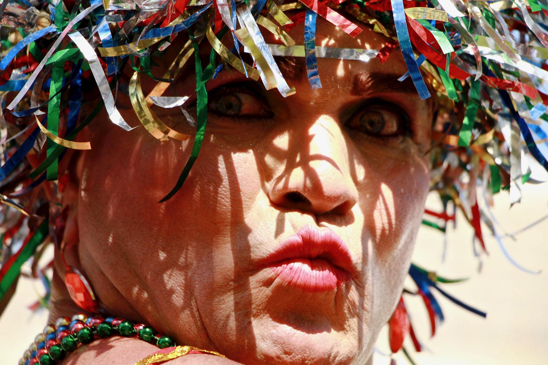 El disfraz de 'María Moñitos' sigue vivo como símbolo de la fiesta, aunque su creador, Emil Castellanos, falleció hace más de 16 años
