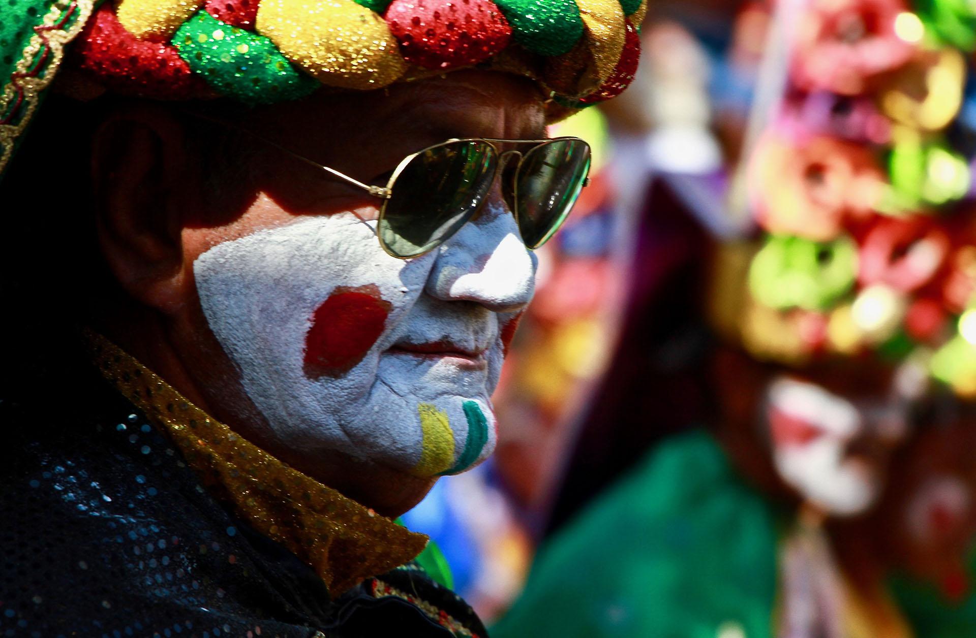 La danza del Congo es otra de las manifestaciones insignes del Carnaval