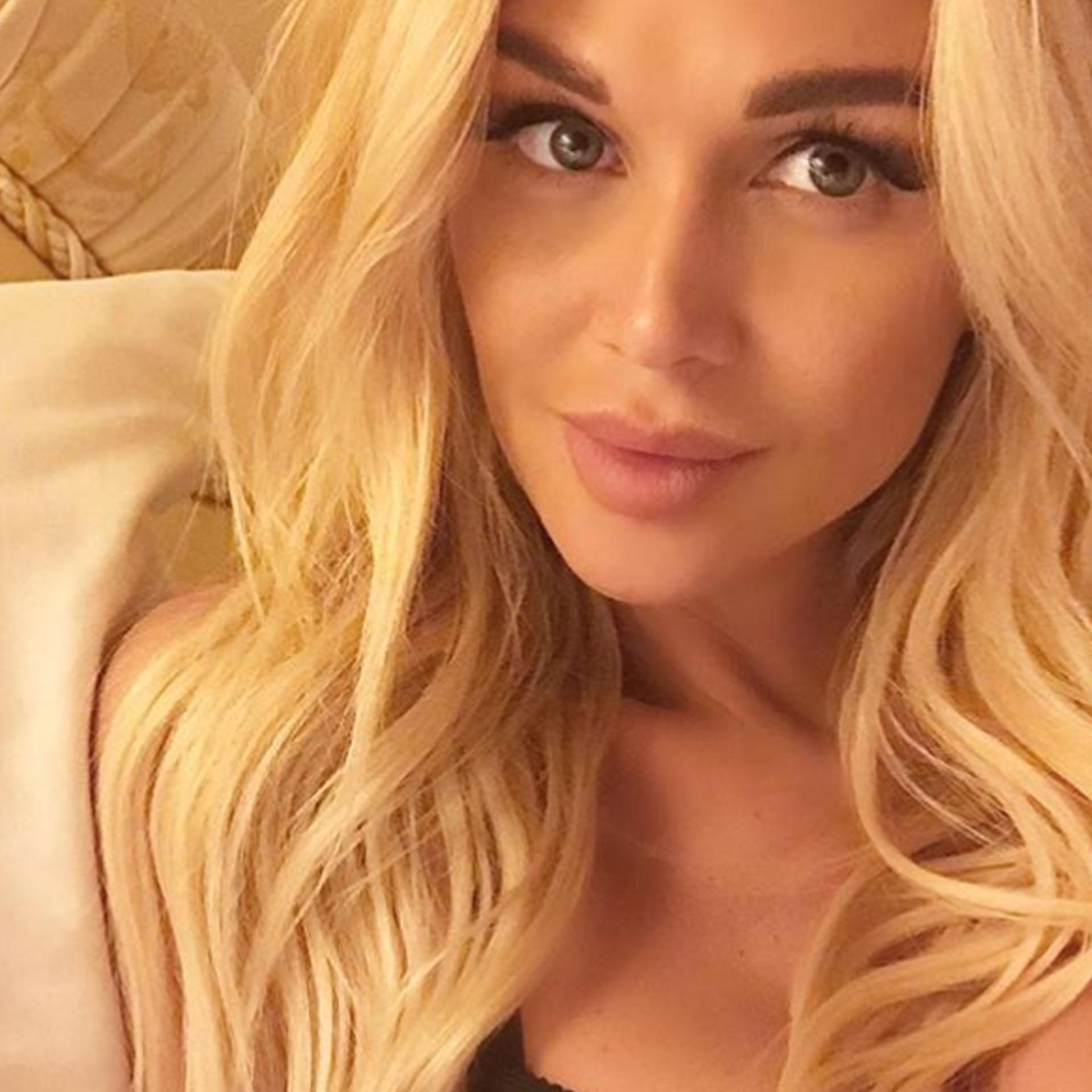 Lopyreva es además modelo y presentadora de TV en su país natal