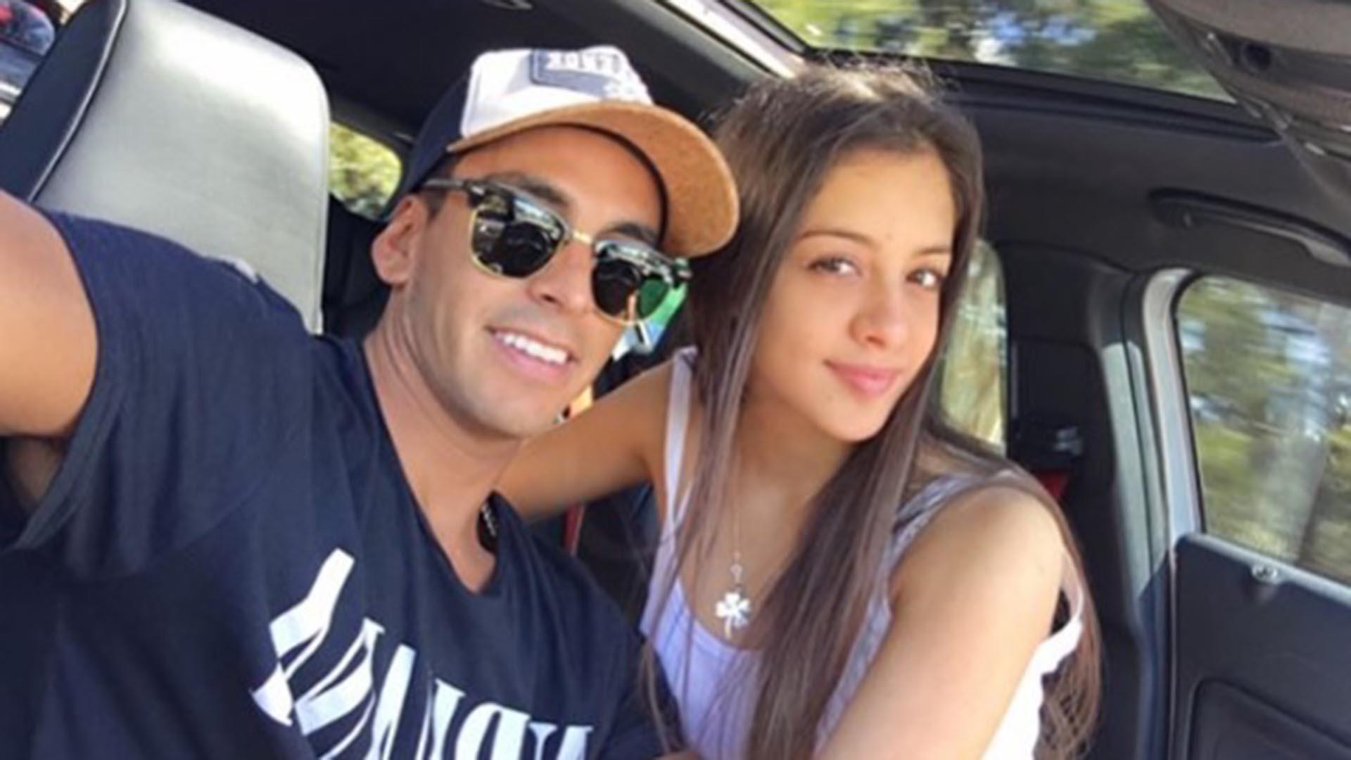 Guillermo y Victoria estuvieron en pareja durante dos años