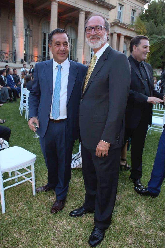 El ministro de Educación de la Nación, Alejandro Finocchiaro