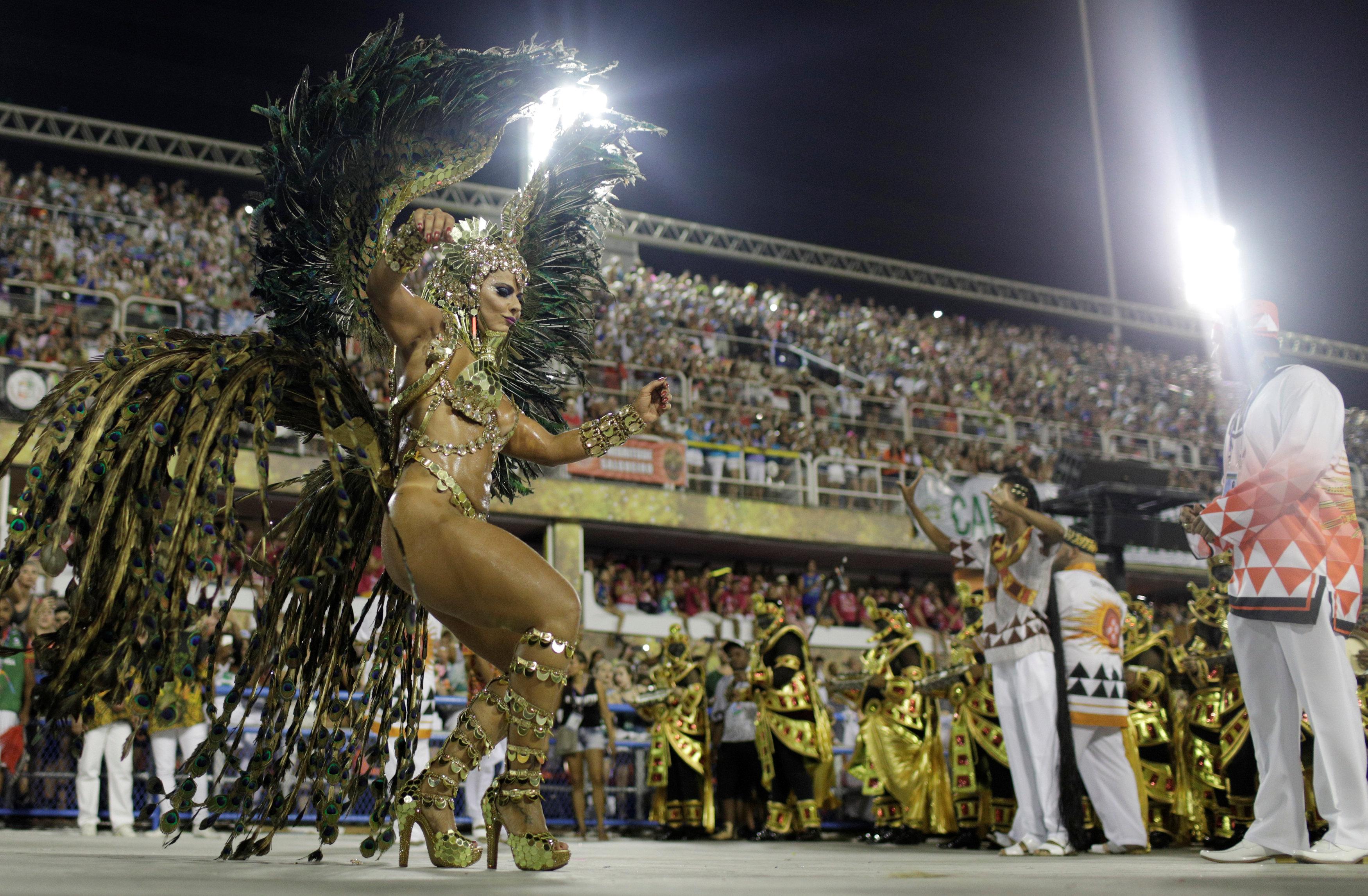 Viviane Araujo de Salgueiro (REUTERS/Ricardo Moraes)