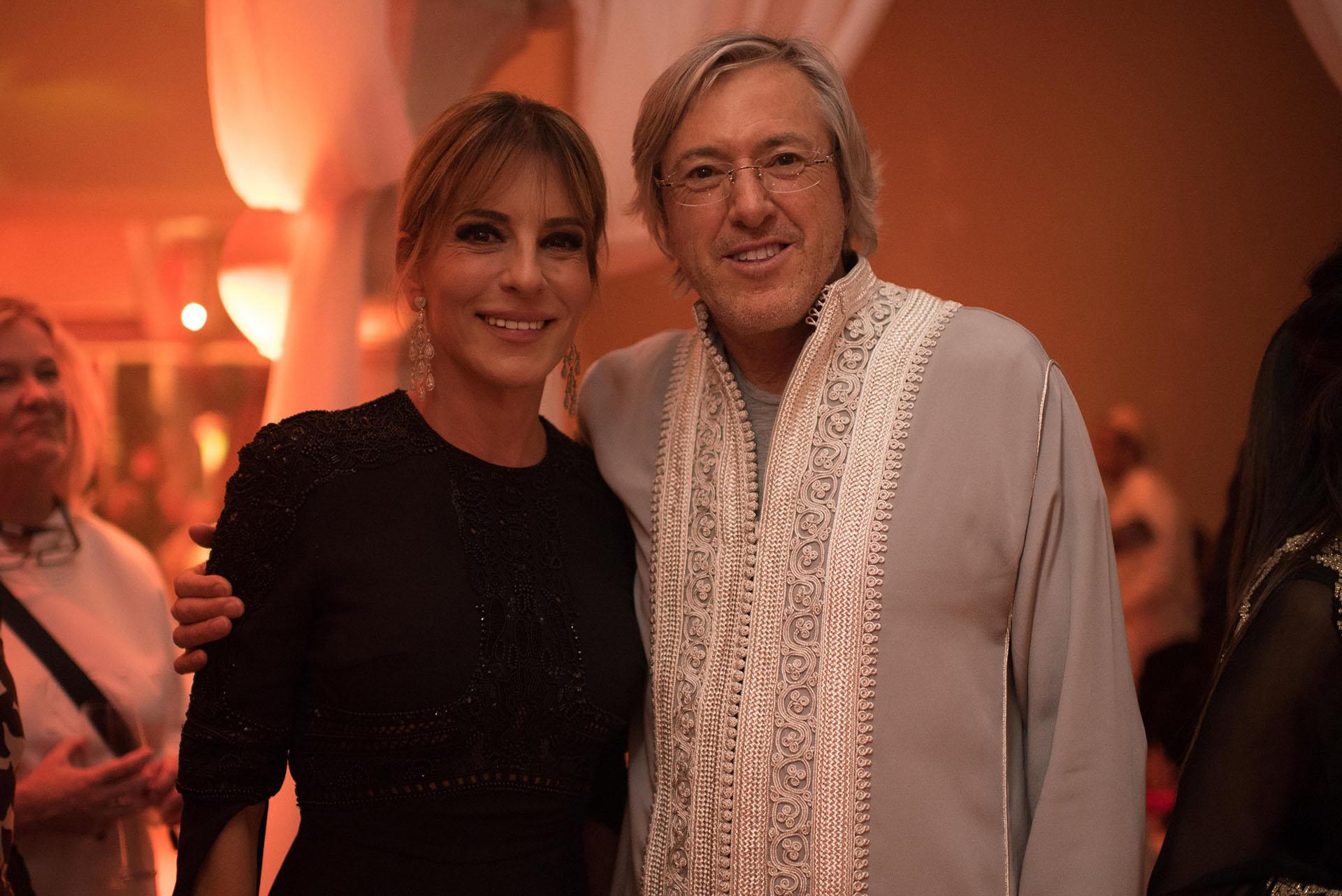 Patricia della Giovampaola y Alejandro Roemmers