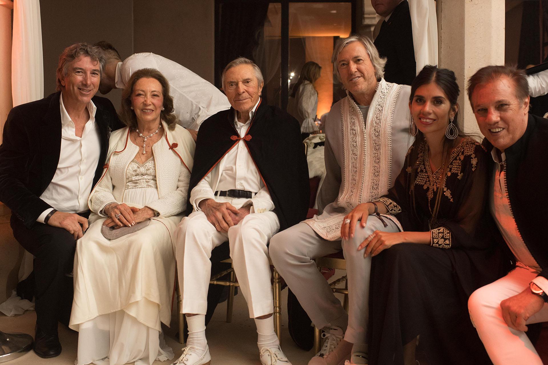 La familia Roemmers
