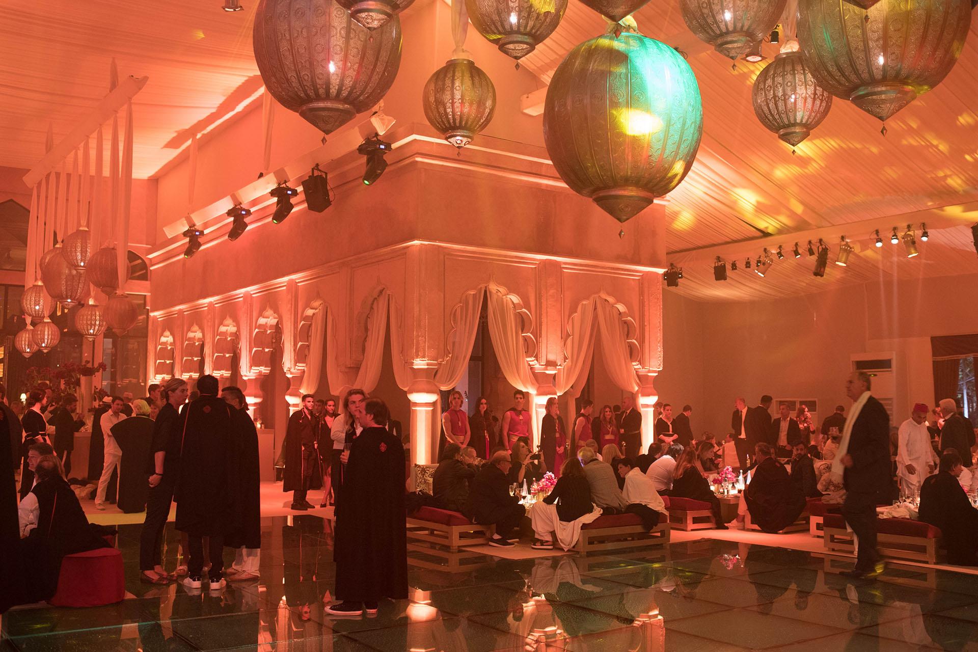 El Palais Namaskar es un hotel de lujo en Marrakesh