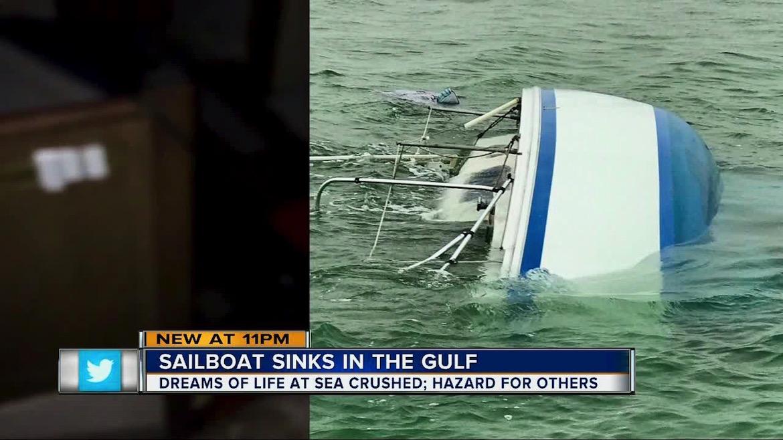"""""""El sueño de una vida en el mar acabado, convertido en un riesgo para otros"""""""
