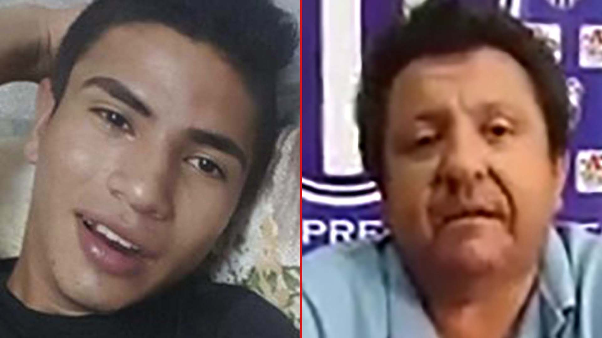 Fermín Morinigo denunció acoso y amenazas por parte de González