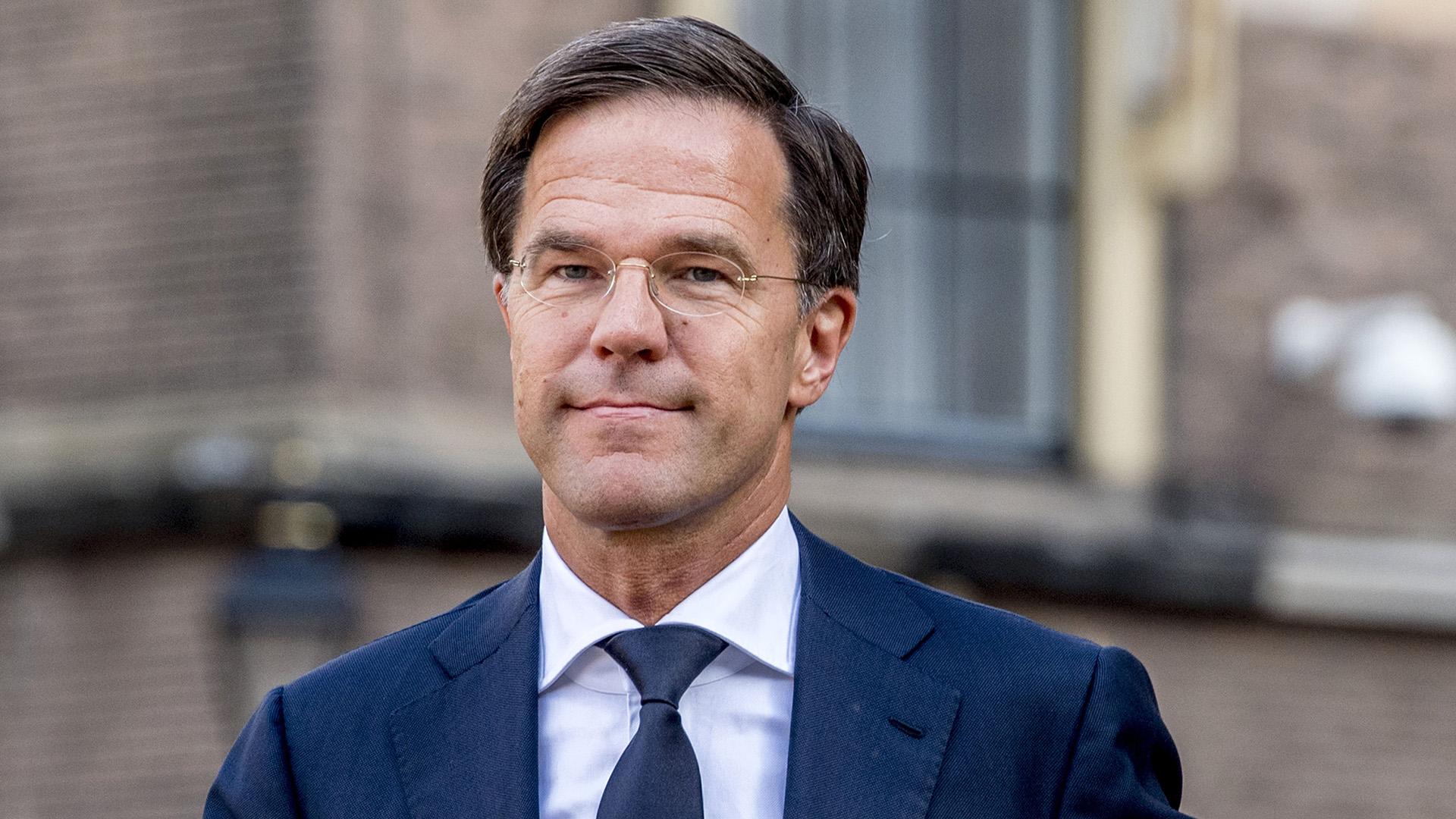 Mark Rutte (AFP)
