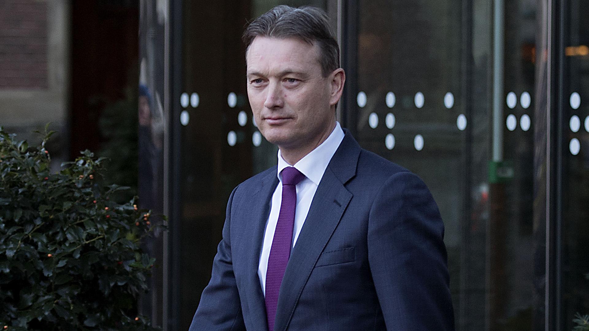 El ministro de exteriores de Holanda, Halbe Zijlstra, presentó su renuncia (AFP)
