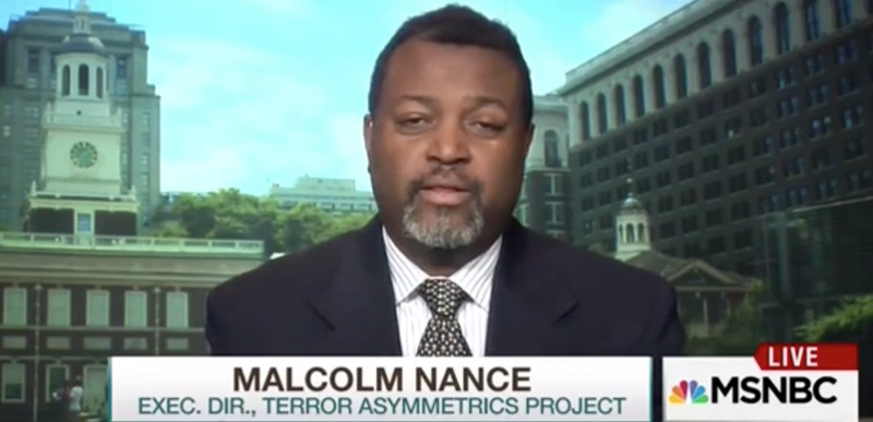 MalcolmNance es columnista especializado en contrainteligencia y terrorismo. (NBC)