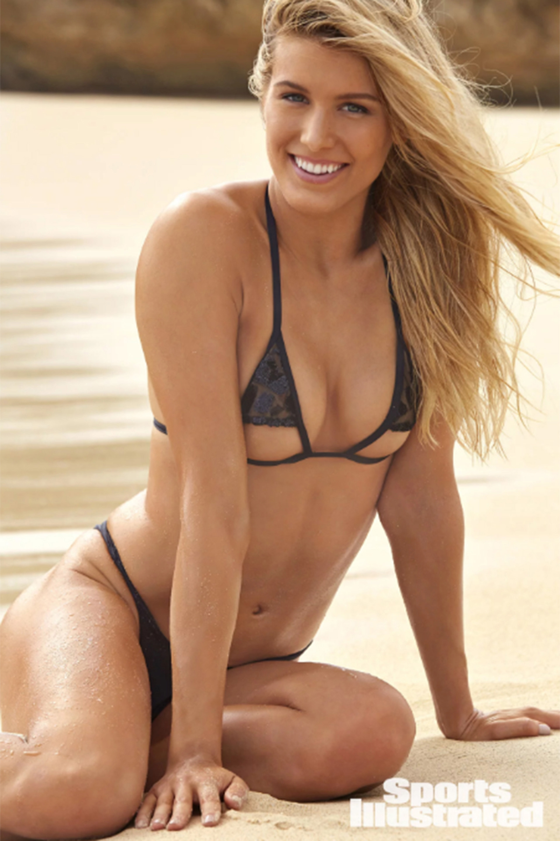 Eugenie Bouchard (Sports Illustrated)