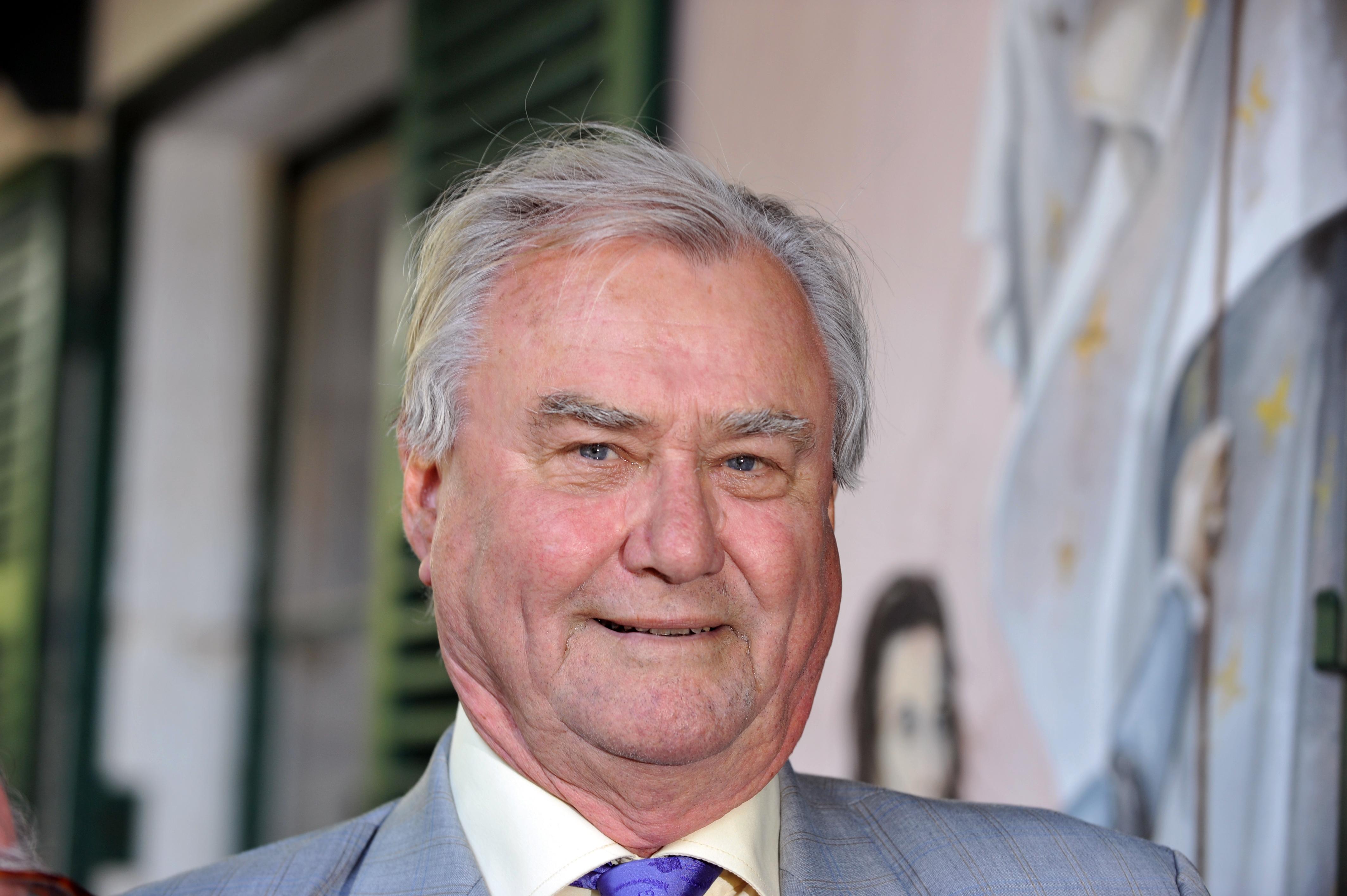 Enrique de Dinamarca en una foto de 2011 (AFP/ALAIN JOCARD)