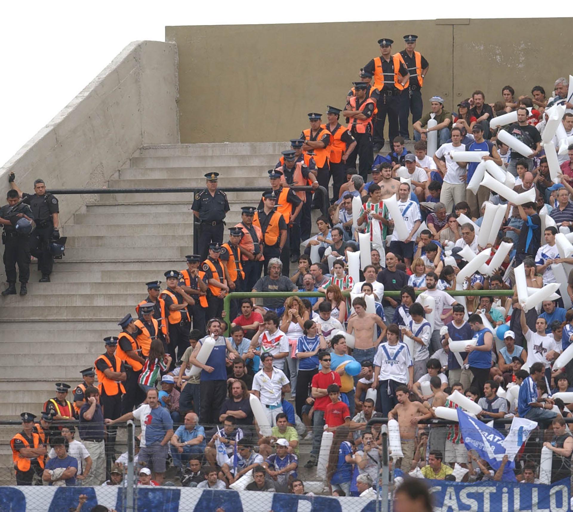 Vélez fue anfitrión de los rusos en el partido frente a Patronato