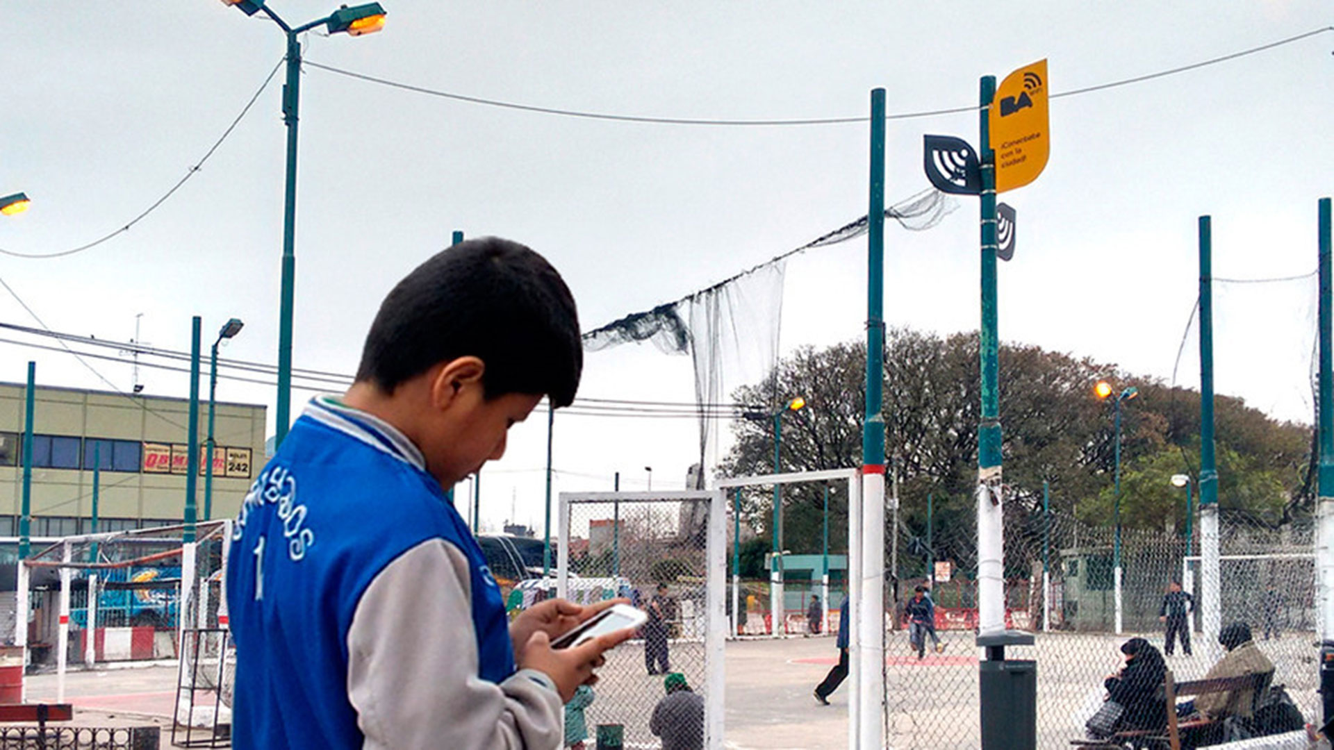 Nueva red de fibra óptica en la Ciudad de Buenos Aires