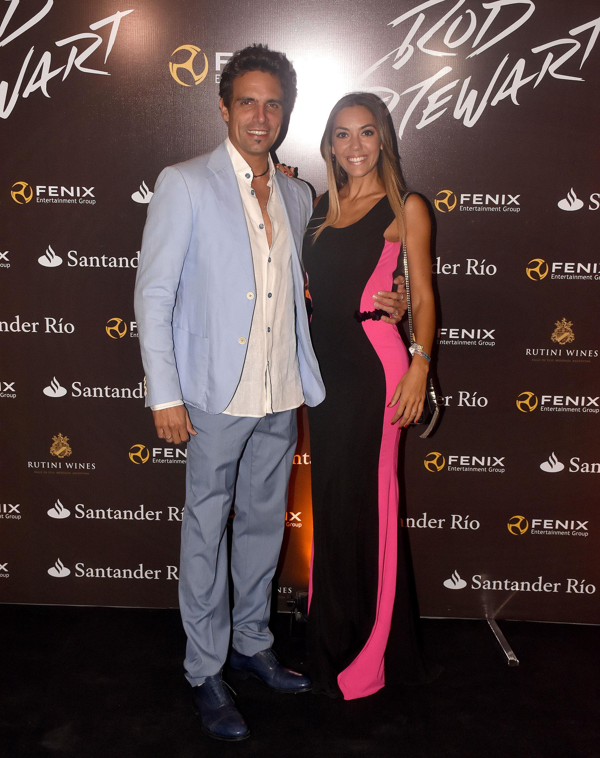 Rodrigo Fernández Prieto y Floppy Tesouro