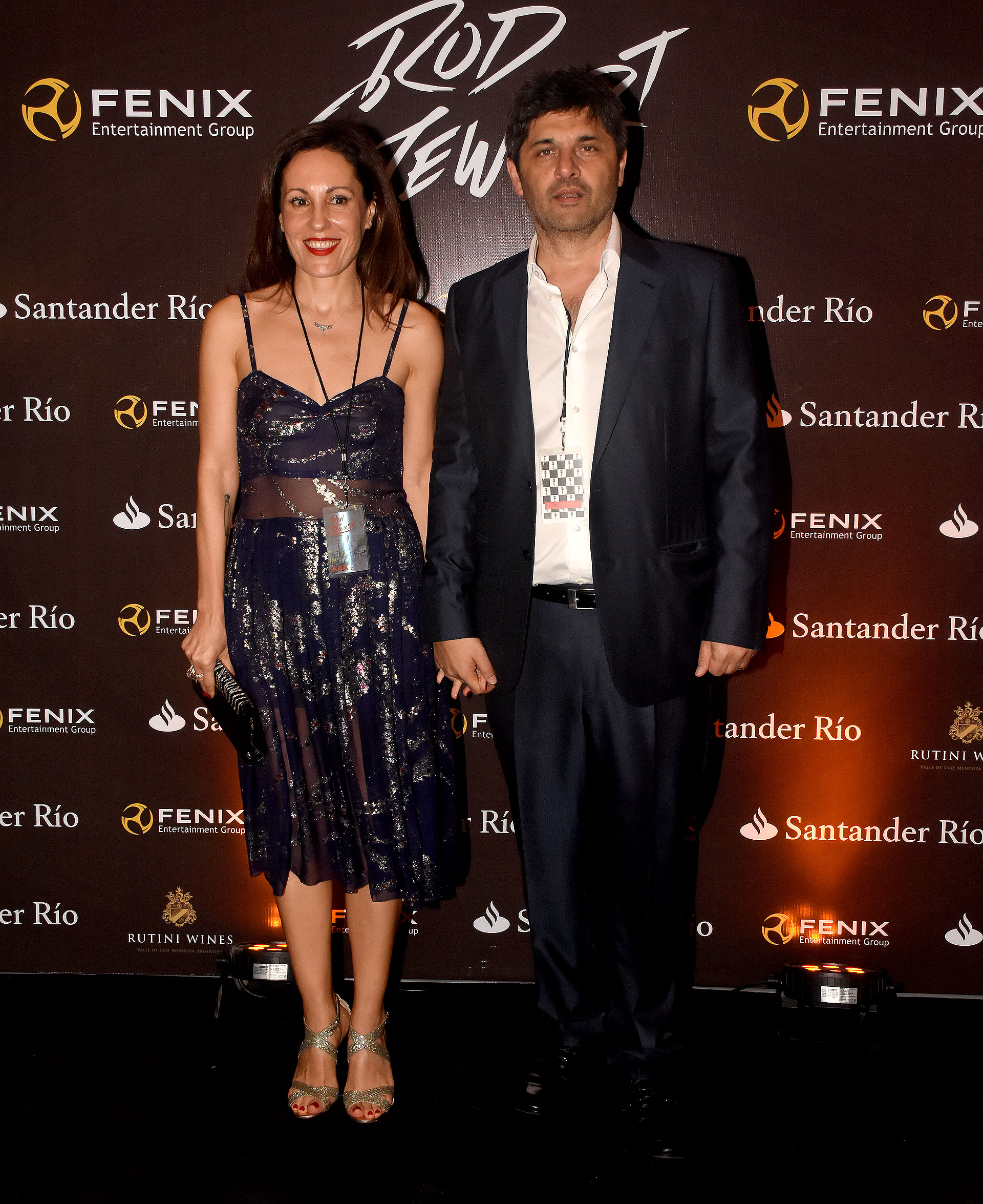 Gisela y Marcelo Fígoli (Fénix Entertainment Group)