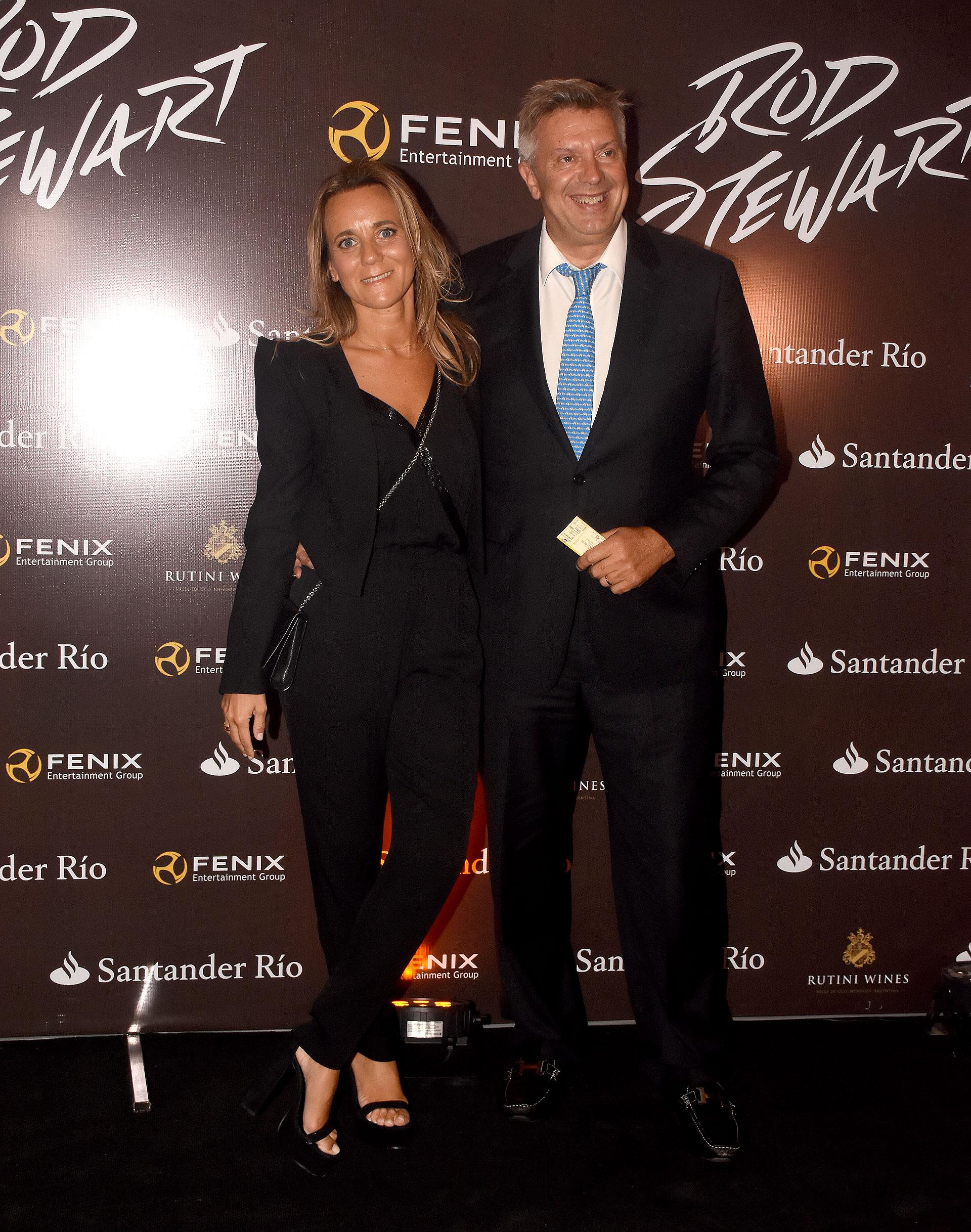 Mariana Gallego y Mauricio Dalessandro