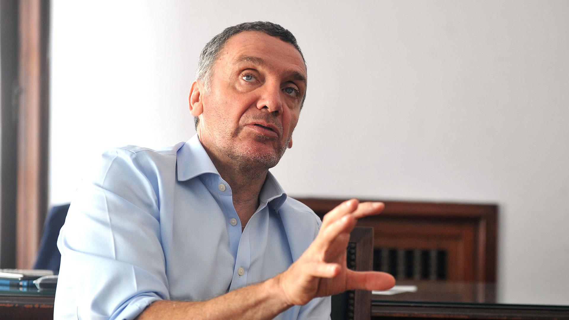 Santiago Cantón, secretario de Derechos Humanos bonaerense