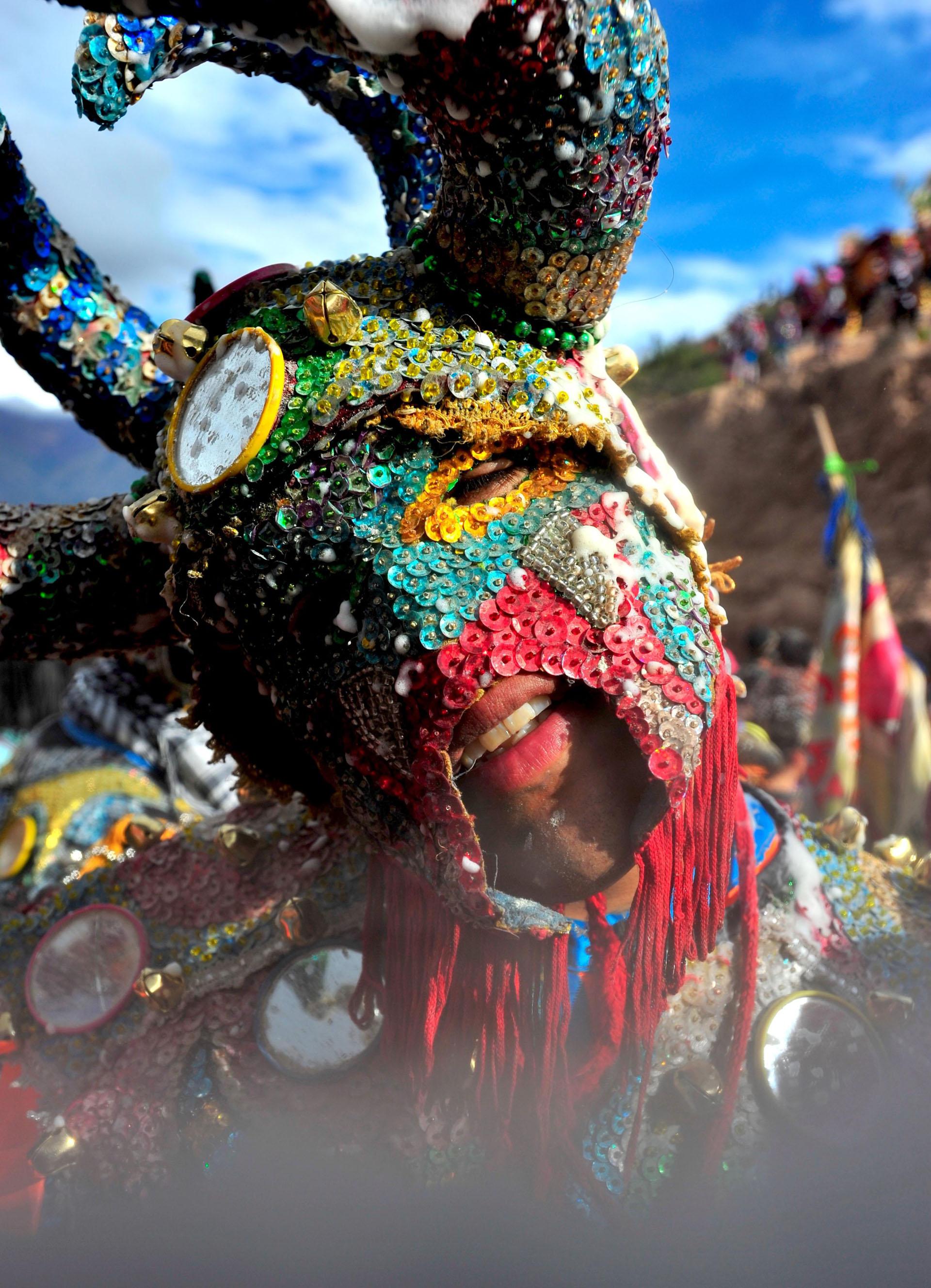 El desentierro del diablo es una ceremonia que fusiona las tradiciones andinas con la cultura española