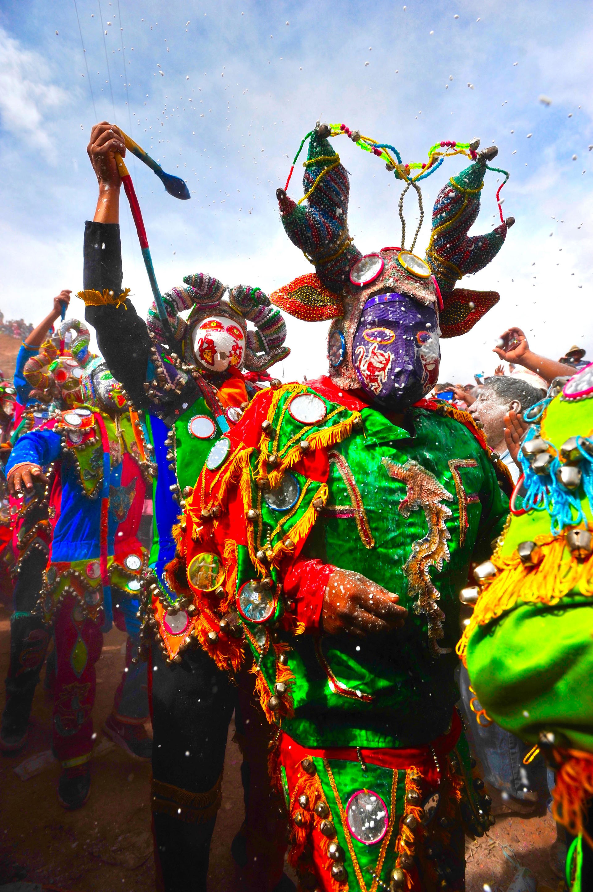 La Quebrada de Humahuaca fue declarada Patrimonio de la Humanidad por la Unesco en el año 2003
