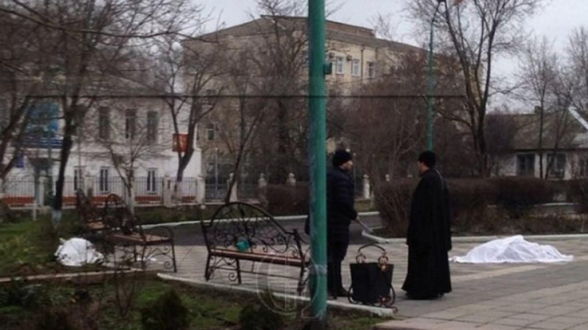 El incidente ocurrió en la región de Dagestan, sobre el Cáucaso