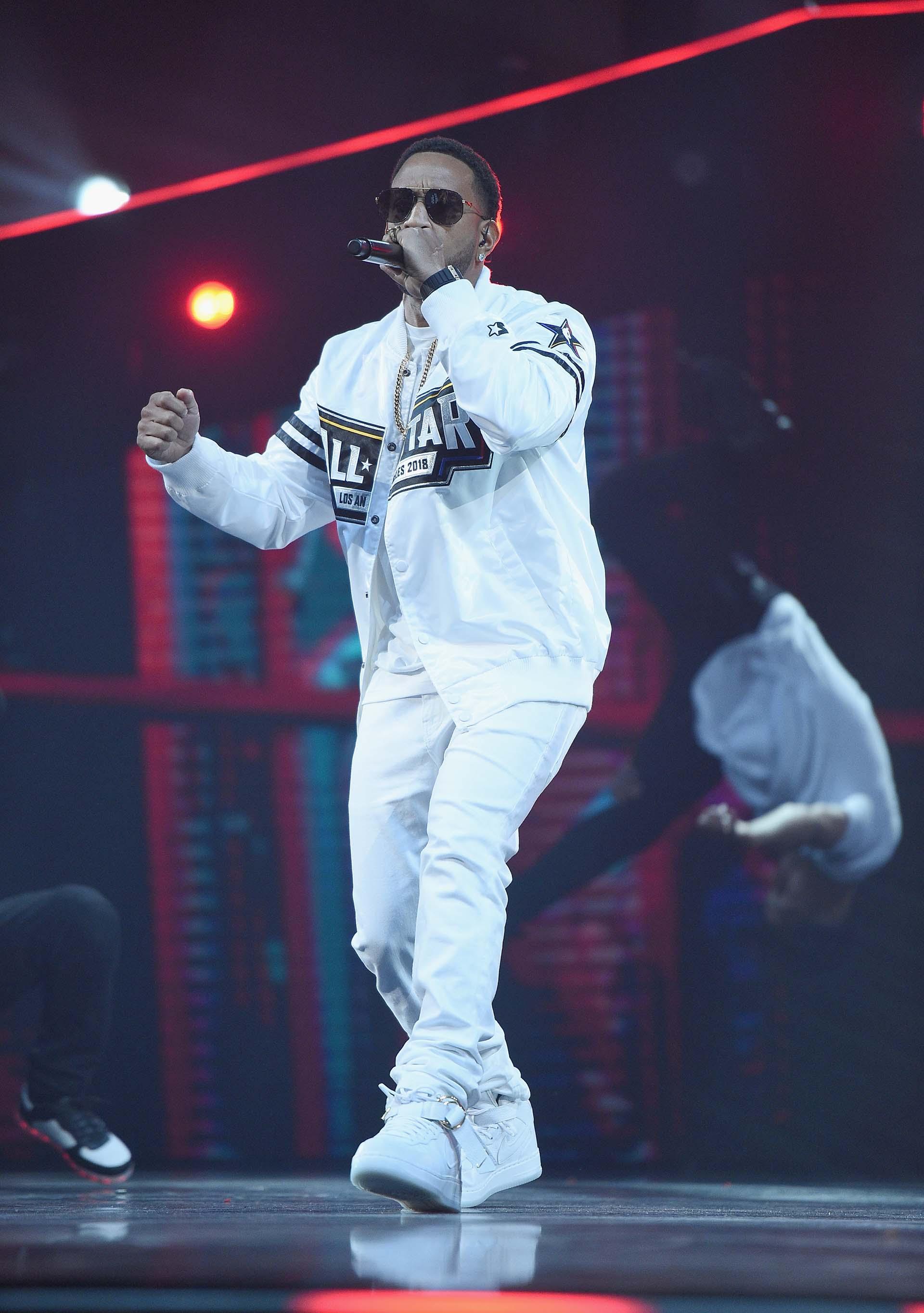 Ludacris en el show de medio tiempo