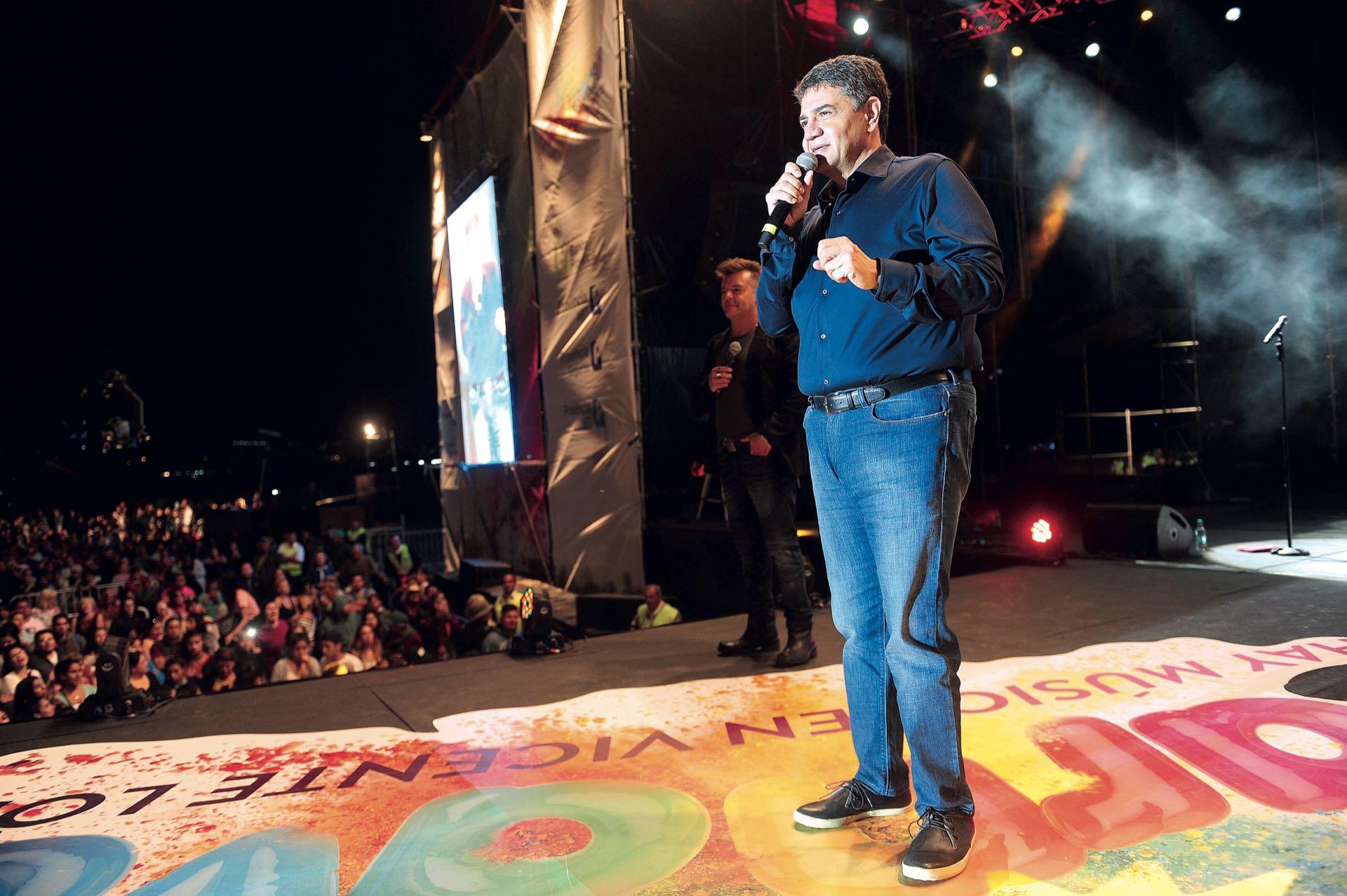 Jorge Macri (Foto: Fabián Mattiazzi/GENTE)