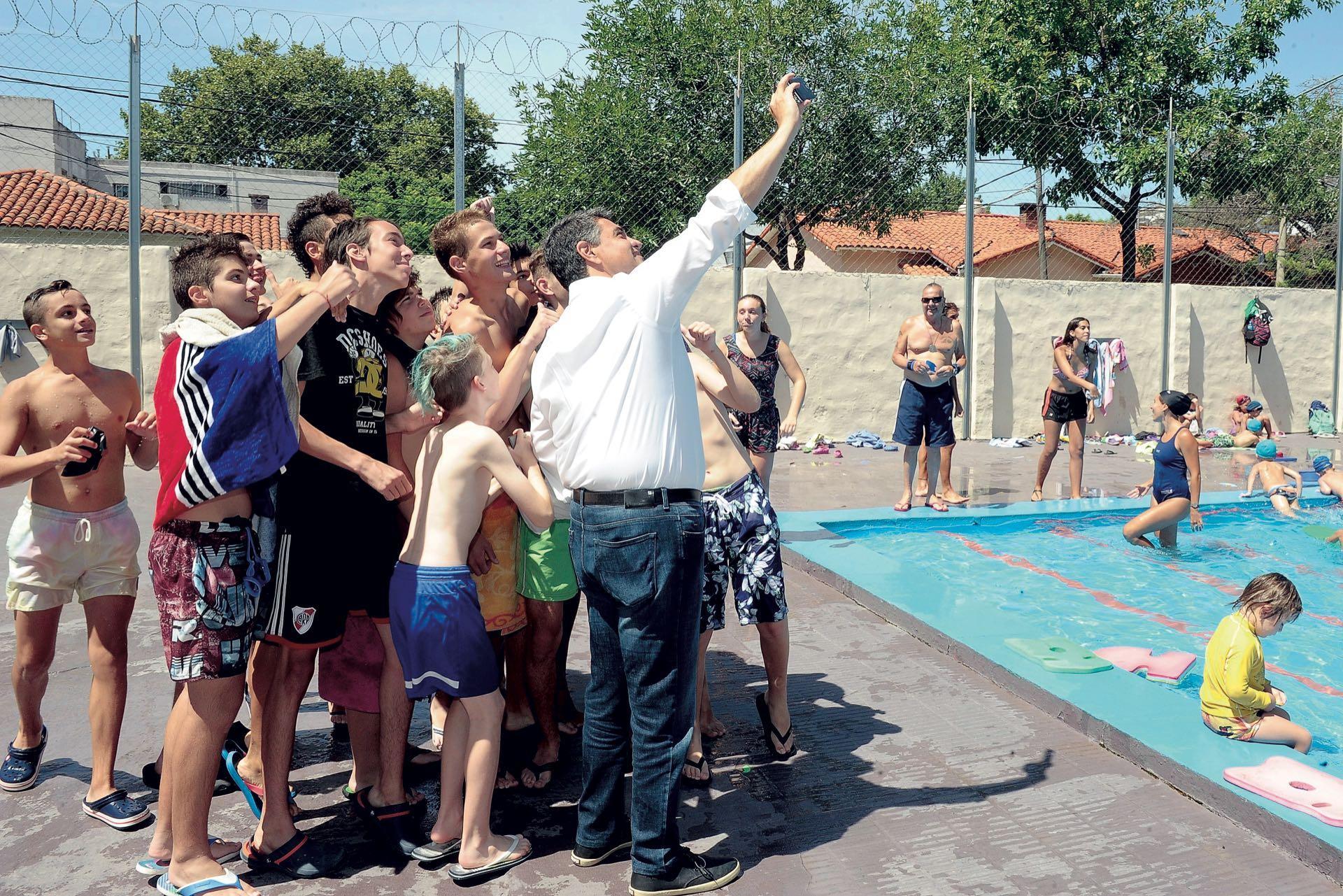 La colonias de verano de Vicente López(Foto: Julio Romero/ Prensa Vicente López)