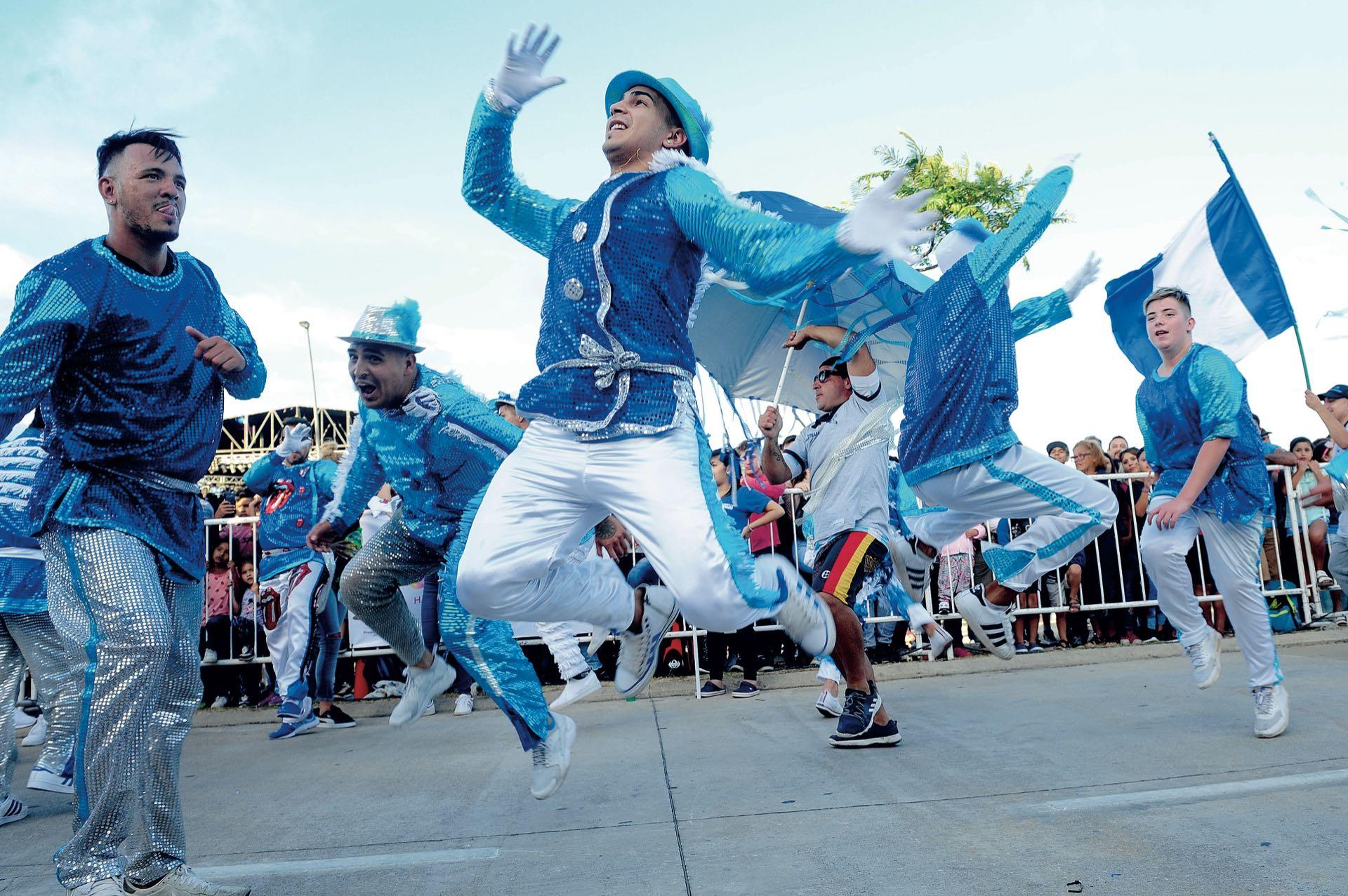 Los carnavales en Vicente López (Foto: Julio Romero/ Prensa Vicente López)