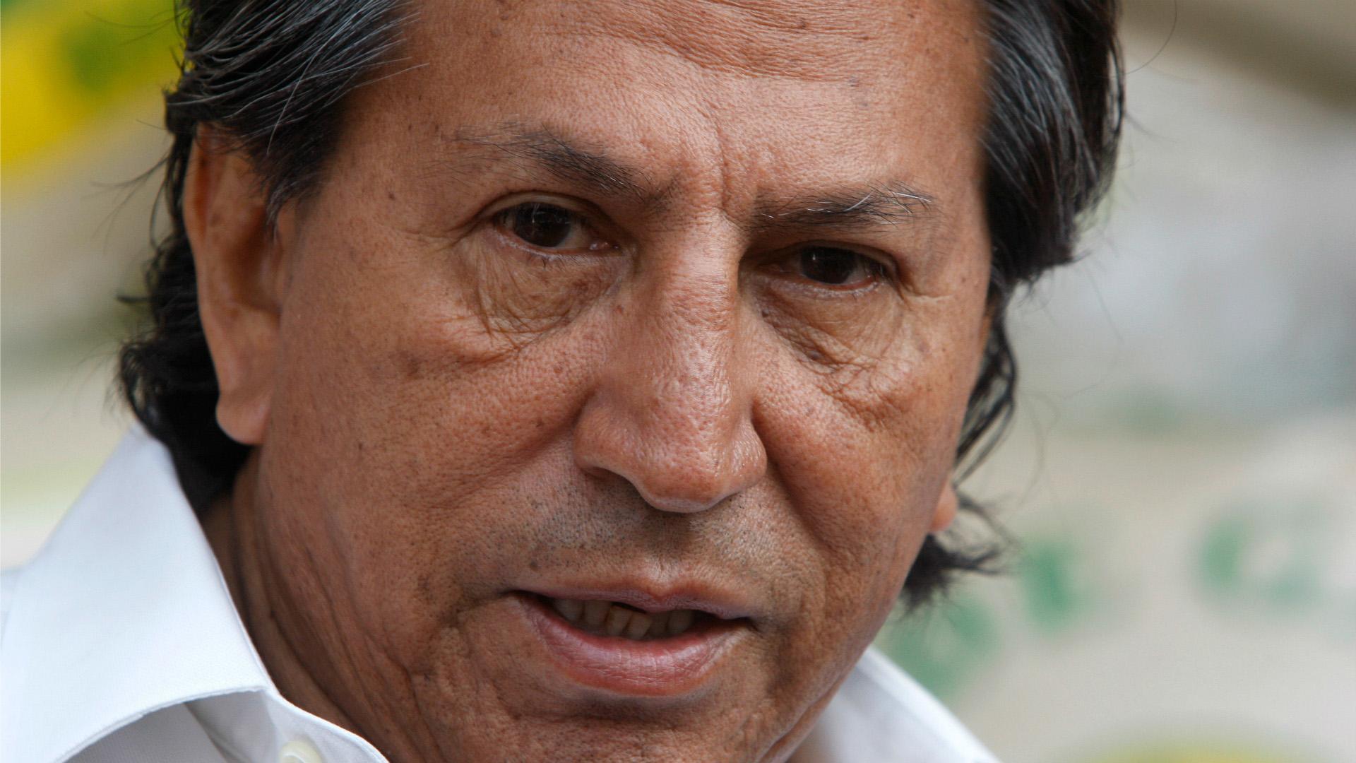 Toledo tiene pedido de captura internacional(AP Photo/Karel Navarro, File)