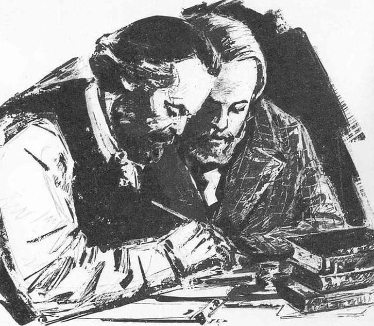 Manifiesto Comunista 170 Años De Uno De Los Textos Más Influyentes Y Polémicos Infobae