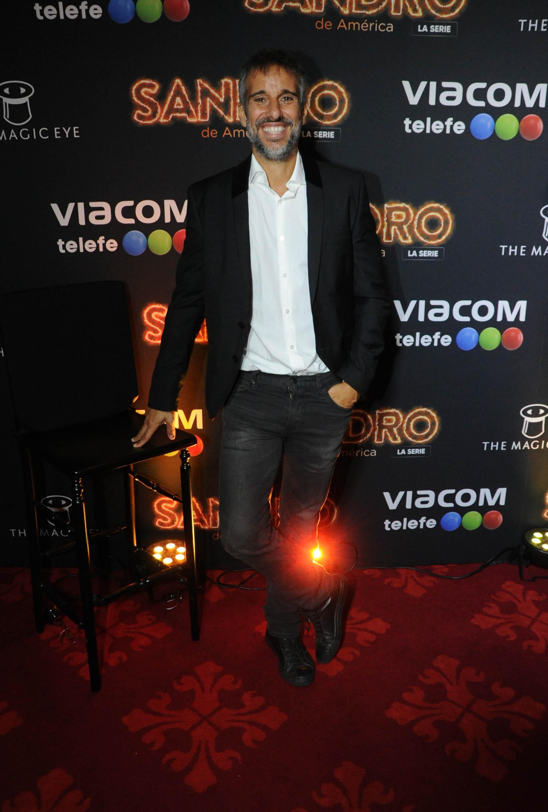 Juan Parodi, productor de la serie
