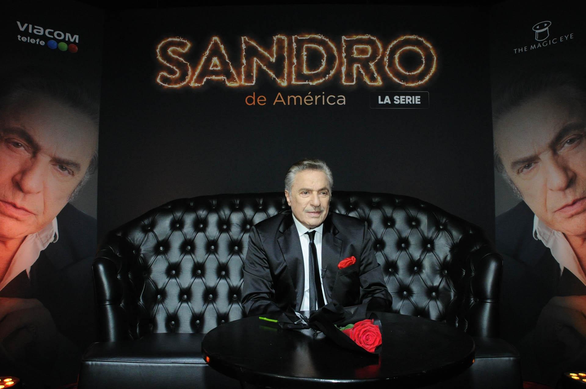 Sandro de América se estrenará el 5 de marzo en Telefe
